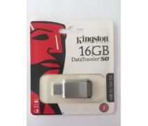 Kingston 16 GB Flaş Bellek